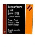 la enseñanza y los profesores i: la profesion de enseñar-ivor f. goodson-thomas l. good-bruce j. biddle-9788449309328