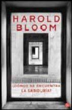 ¿donde se encuentra la sabiduria?-harold bloom-9788466318228