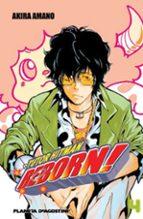 tutor hitman reborn nº 4-akira amano-9788467450828