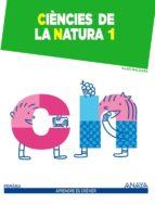 ciències de la natura 1. 1º primer ciclo-9788467846928