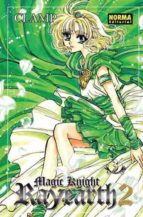 magic knight rayearth 2. vol. 3-9788467902228