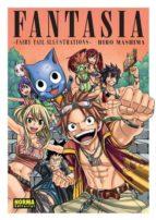 fantasia: fairy tail illustrations hiro mashima 9788467911428