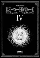 death note: black edition 4 9788467912128