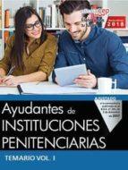 ayudantes de instituciones penitenciarias: temario (vol. 1)-9788468186528