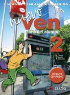 nuevo ven 2. libro del alumno-francisca castro-9788477118428