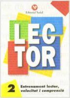 entrenament lector  , velocitat i comprensió  nº 2 lletra manuscrita       (c.i.)-9788478870028