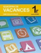 quadern vacances 1r eso-9788478873128