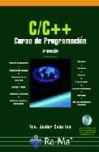 c/c++ curso de programacion (3ª ed) francisco javier ceballos 9788478977628