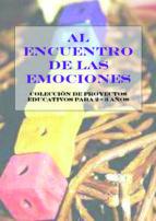 al encuentro de las emociones (ebook)-maria del pilar benito bahamonde-9788483262528