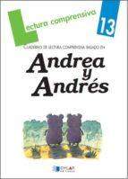 El libro de Andrea y andres lect-compr. nº 13 (dylar) autor VV. AA. TXT!