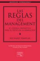 las reglas del management: el codigo definitivo para el exito en la direccion-richard templar-9788489660328