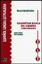 gramatica basica del español con ejercicios-isabel bueso-ruth vazquez-9788489756328