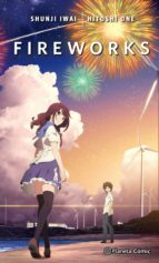 fireworks, should we see it from the side or the bottom (novela) hitoshi one 9788491730828