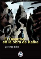 el derecho en la obra de kafka-lorenzo silva-9788492403028