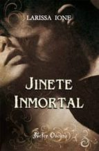 jinete inmortal-larissa ione-9788492415328