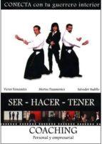 coaching: conecta con tu guerrero interior (incluye 3 dvd) victor fernandez mertxe pasamontes 9788492716128
