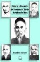 historia y anecdotas de maestros de tai-chi de la familia yang-angel fernandez de castro-9788493254728