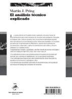 el analisis tecnico explicado martin j. pring 9788494276828