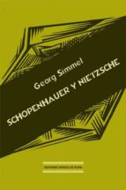 schopenhauer y nietzsche george simmel 9788496133228