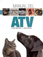 manual del atv (auxiliar tecnico veterinario)-j. engel manchado-l. garcia guasch-9788496344228