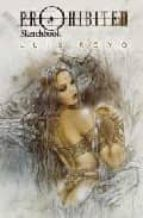 prohibited sketchbook (mas cofre)-luis royo-9788496370128