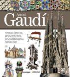 guia visual de l obra completa d antoni gaudi (catalan)-9788496783928