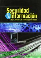 seguridad en la informacion j. l. artero 9788497325028