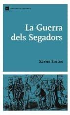 la guerra dels segadors-xavier torras-9788497661928