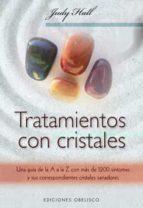 tratamientos con cristales judy hall 9788497775328