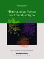 historia de las plantas en el mundo antiguo-santiago segura-9788498302028