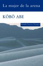 la mujer de arena kobo abe 9788498411928