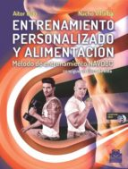 entrenamiento personalizado y alimentacion: metodo de entrenamien to navobc (libro + dvd)-nacho villalba-aitor ocio-9788499104928