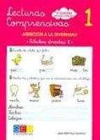 lecturas comprensivas 1 (3ªed): silabas directas i jose martinez romero 9788499151328