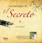 los mensajes de el secreto-carol marshall-9788499171128