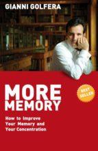 more memory (ebook)-9788867558728