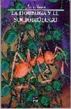 la hormiga y el sociobiologico pierre jaisson 9789681662028