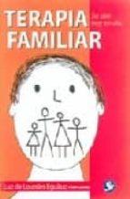 terapia familiar: su uso hoy en dia-luz de lourdes (comp.) eguiluz-9789688607428