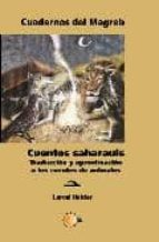 cuentos saharauis (ebook)-9788483823262