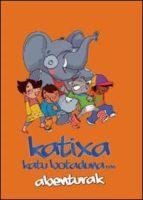 Descargar libros en espanol my little book Katixa, katu botadunaren abenturak