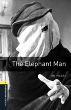 obl1 the elephant man with mp3 audio download tim vicary 9780194620338