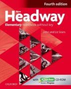 new headway elementary: workbook without answer key (4th ed.) 9780194770538
