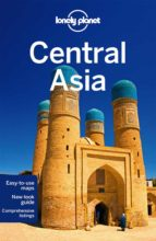 central asia 2014 (6th ed.) (lonely planet) 9781741799538