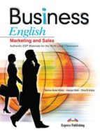 business english marketing and sales authentic esp materials for the multi level classroom 9781846799938