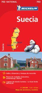mapa suecia 2012 (ref. 753) 9782067172838
