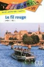 decouverte le fil rouge-evelyne sirejols-9782090314038