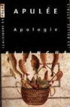 apologie lucio apuleyo 9782251799438
