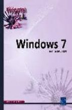 windows 7 beatrice daburon 9782746055438