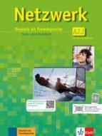 netzwerk a2.2 (libro del alumno + libro de ejercicios + 2cd de au dio + dvd) s. dengler p. rusch h. schmitz 9783126061438