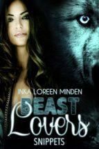 beast lovers snippets (ebook) inka loreen minden 9783963700538