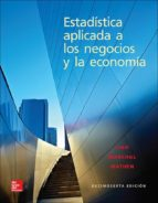 estadistica aplicada a los negocios y la economia (16ª ed.) 9786071513038